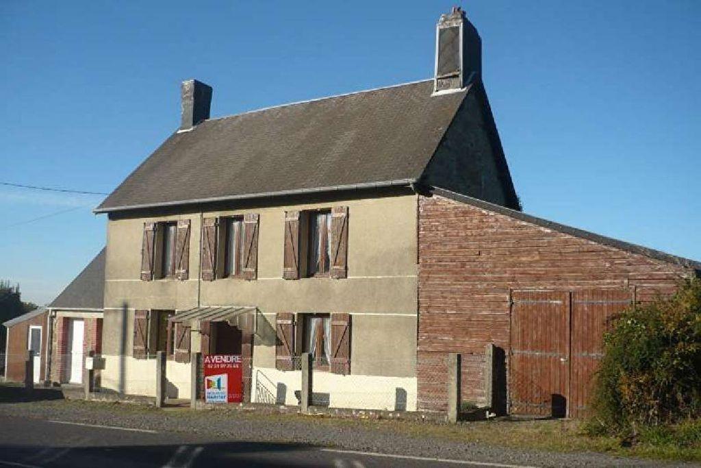 Achat maison 2chambres 88m² - Vire Normandie