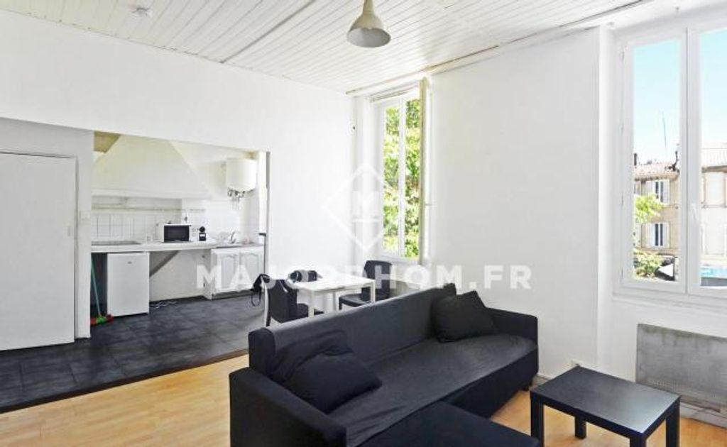 Achat studio 35m² - Marseille 4ème arrondissement
