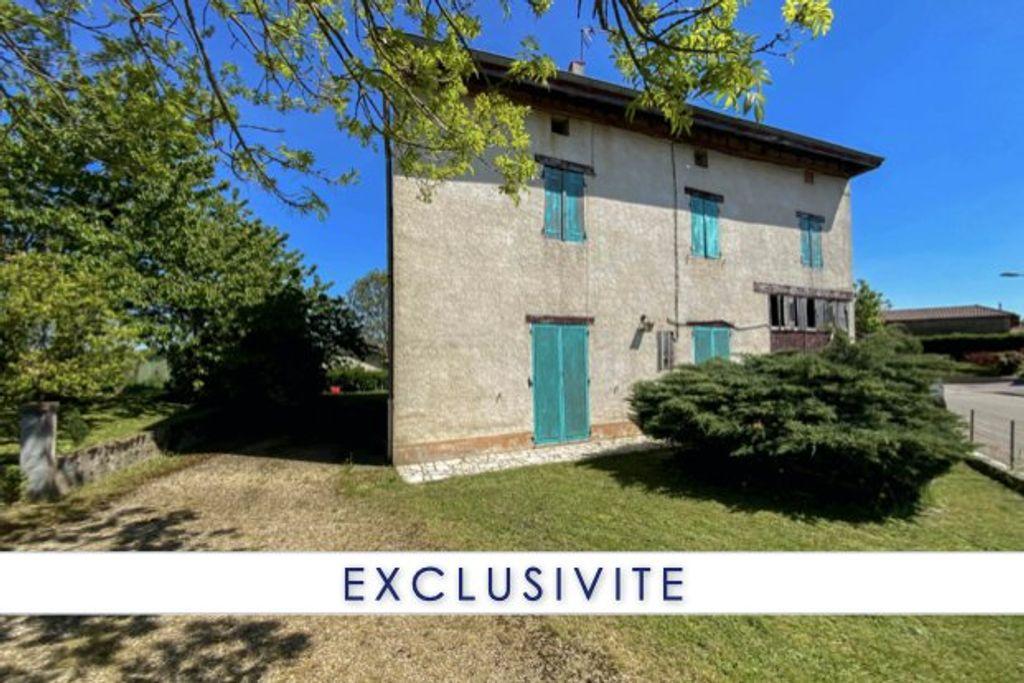 Achat maison 5chambres 98m² - Curtafond