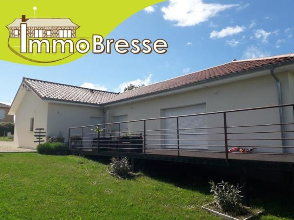 Achat maison 4chambres 145m² - Malafretaz