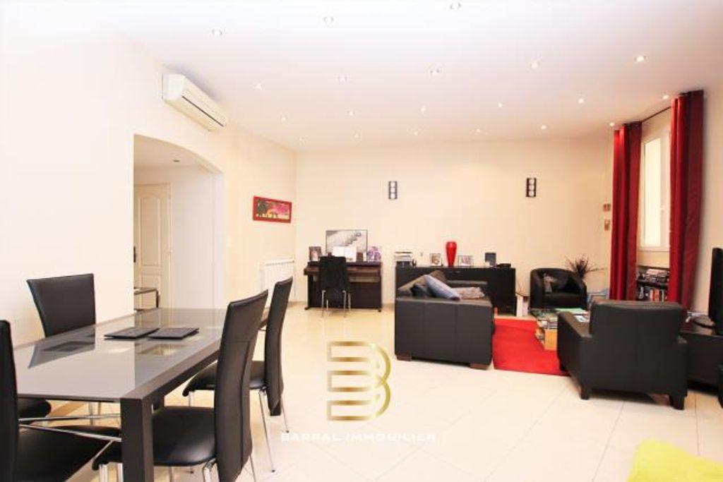 Achat souplex 4pièces 109m² - Marseille 7ème arrondissement