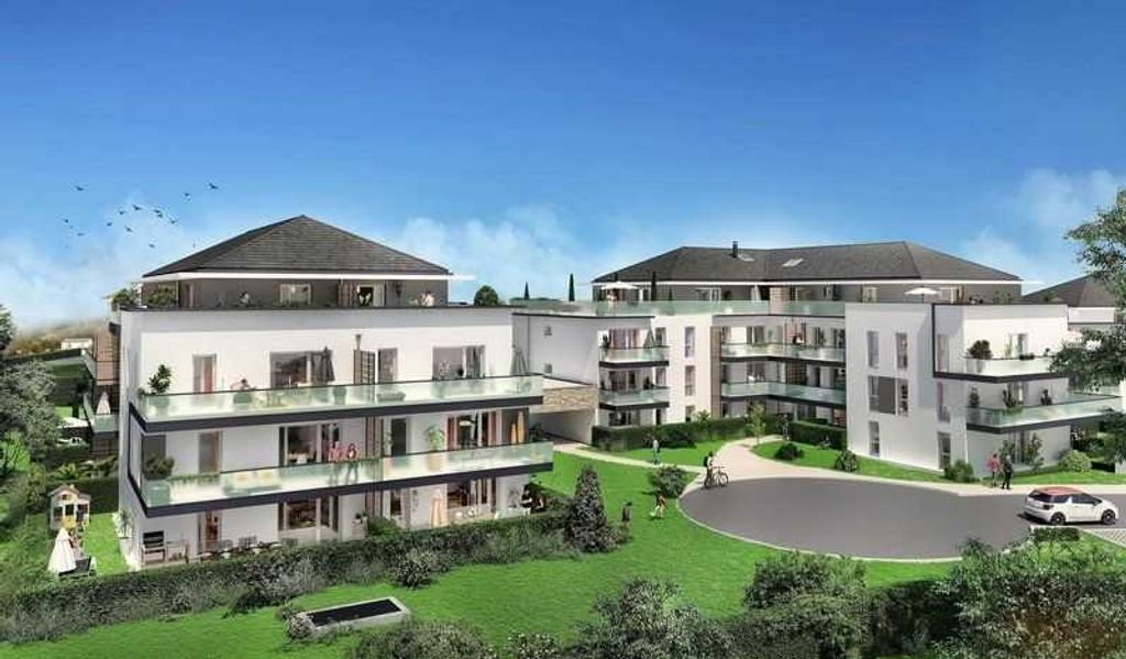 Achat appartement 2pièces 52m² - Divonne-les-Bains
