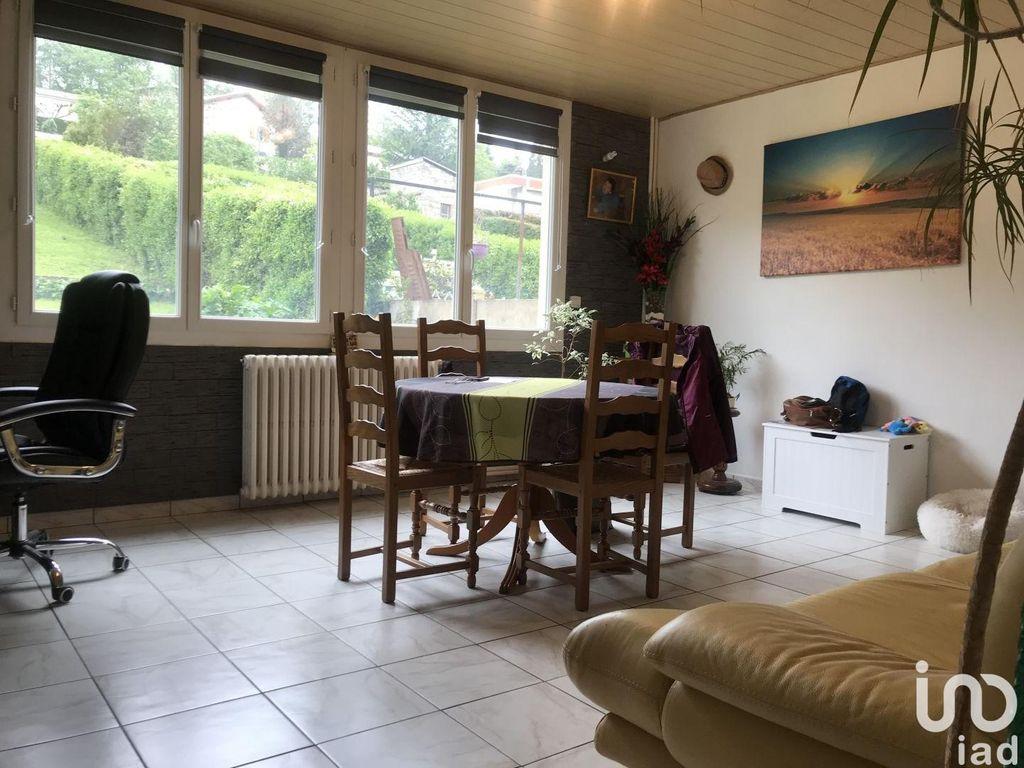 Achat maison 3chambres 102m² - Saint-Étienne