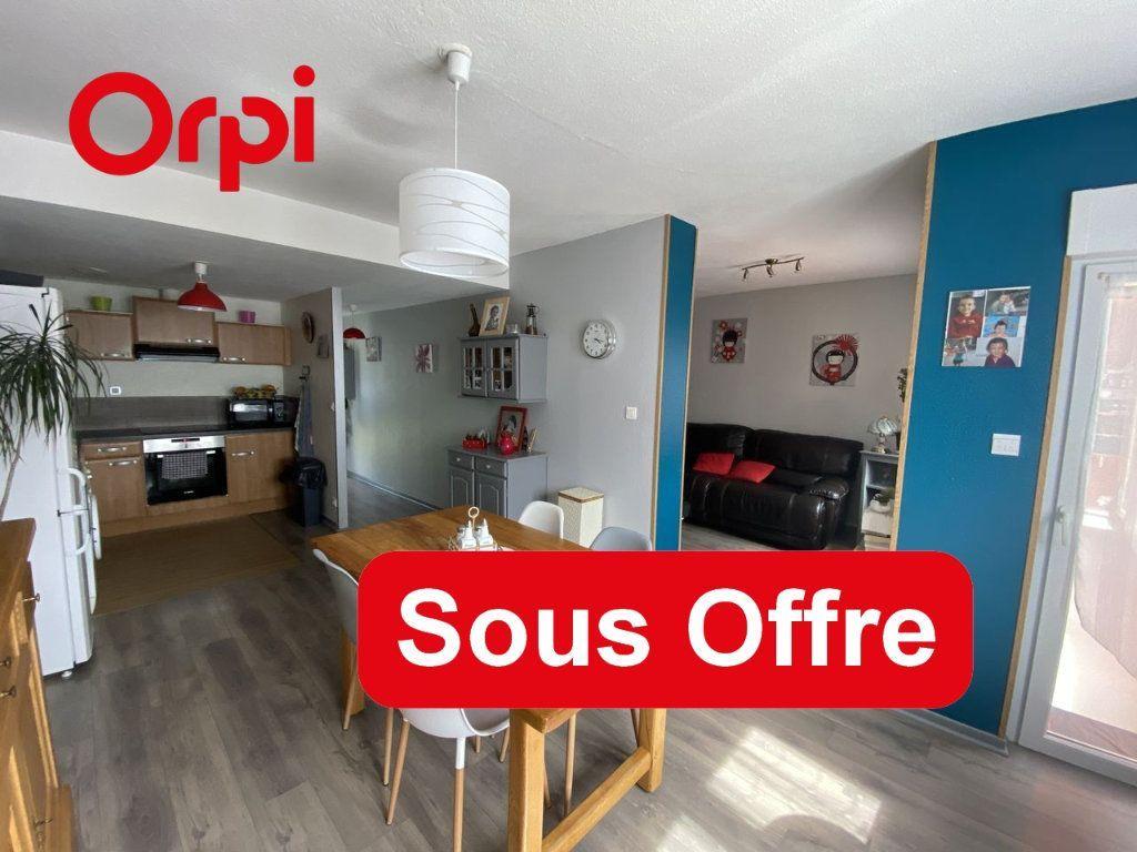 Achat appartement 3pièces 63m² - Pelouse