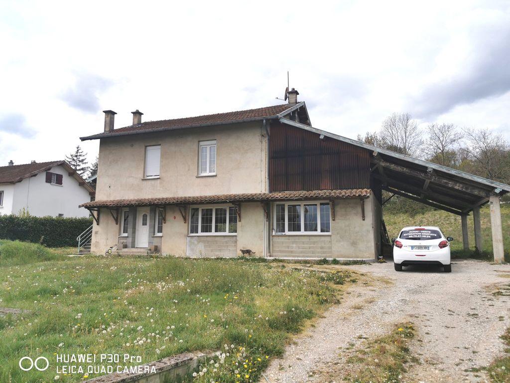 Achat maison 3chambres 170m² - Villette-sur-Ain