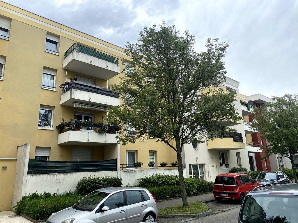 Achat appartement 2pièces 38m² - Strasbourg