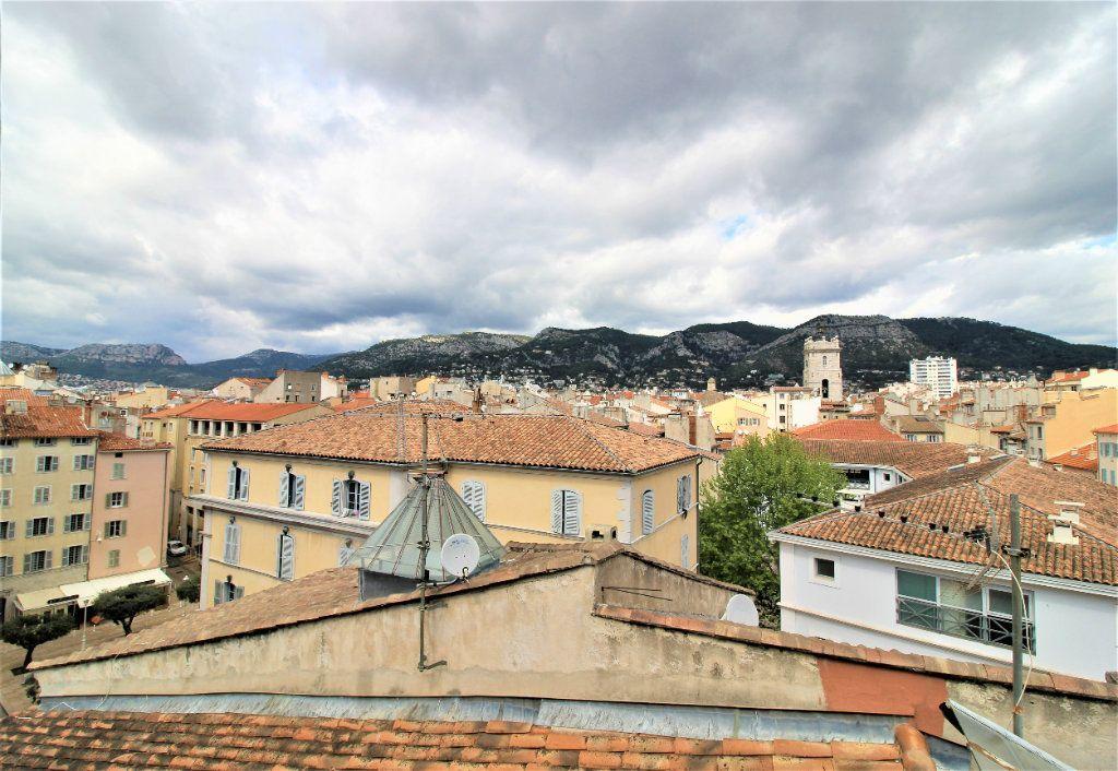 Achat studio 21m² - Toulon