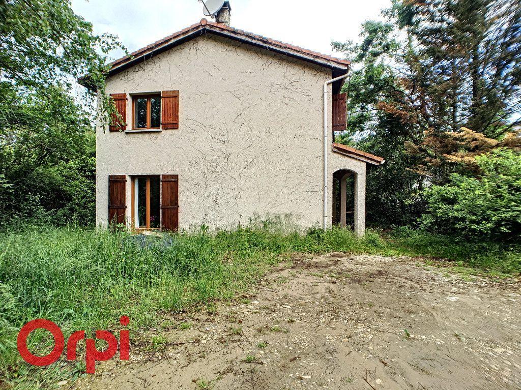 Achat maison 6chambres 130m² - Saint-Didier-de-Formans