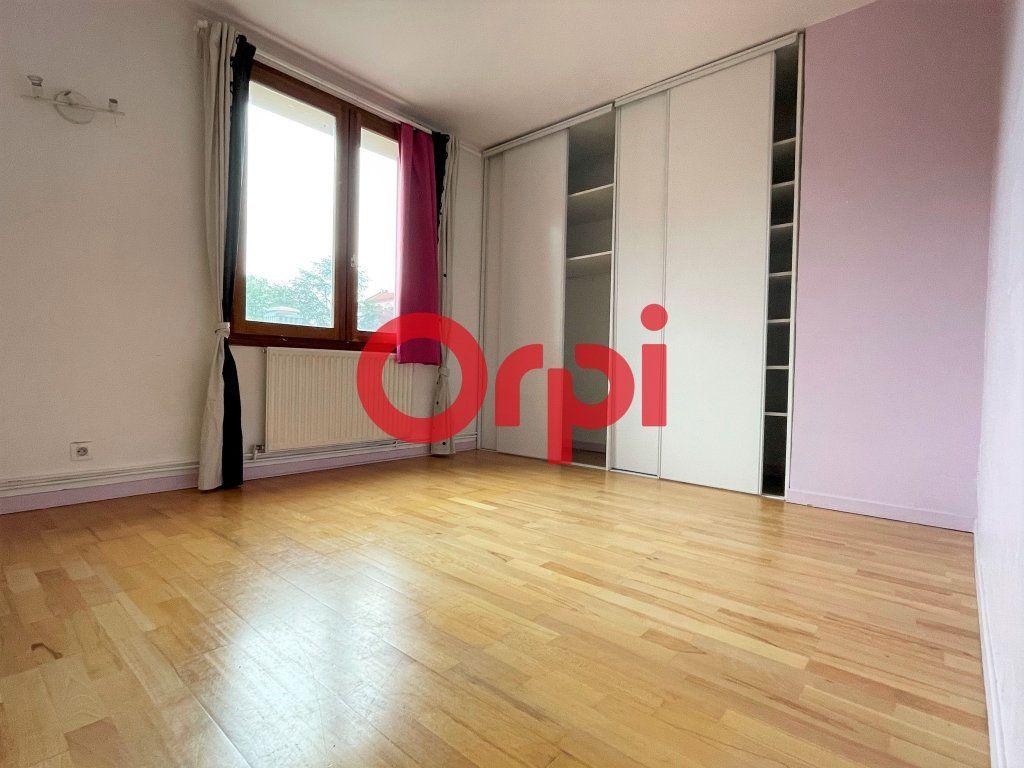 Achat appartement 4pièces 64m² - Grenoble