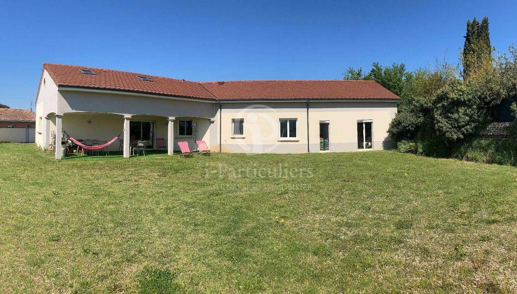 Achat maison 5chambres 200m² - Châteauneuf-de-Galaure