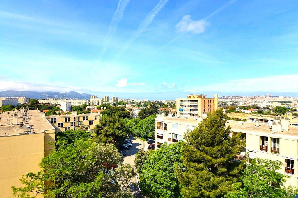 Achat duplex 3pièces 57m² - Marseille 10ème arrondissement