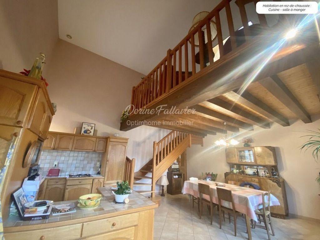 Achat maison 7chambres 215m² - Haut-Valromey