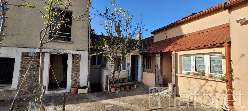 Achat maison 1chambre 32m² - Villeneuve-Saint-Georges