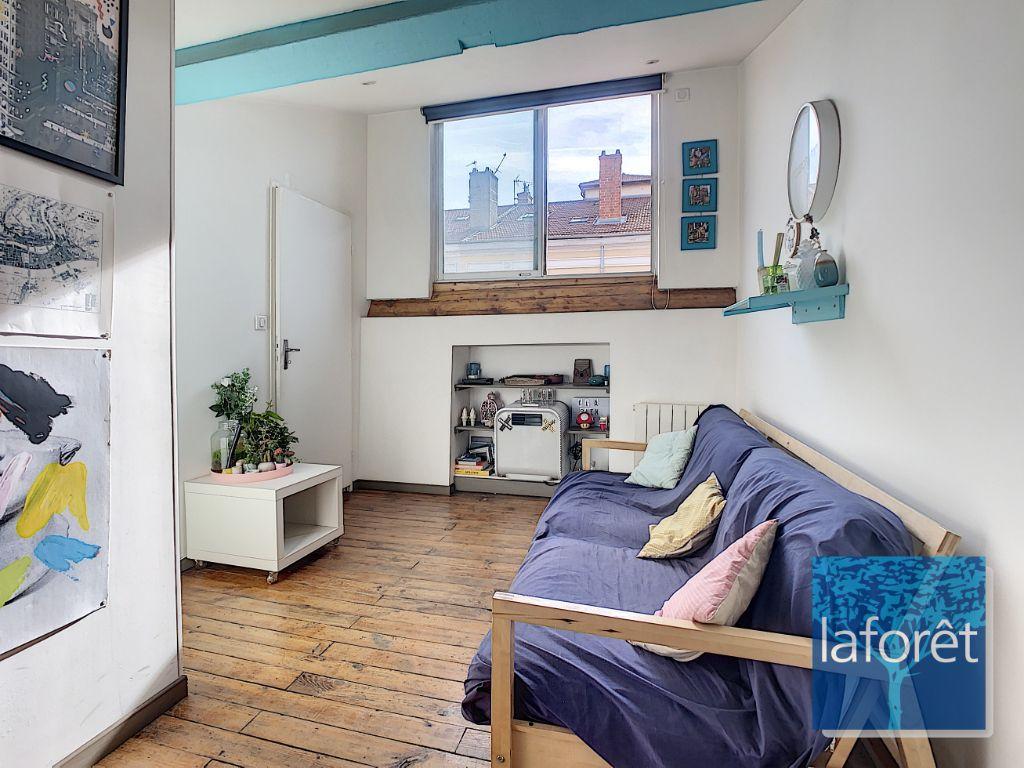 Achat appartement 2pièces 29m² - Lyon 7ème arrondissement