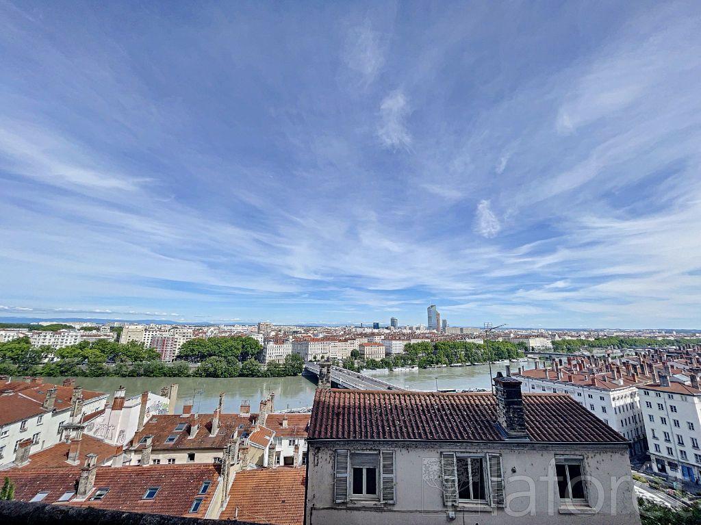 Achat appartement 5pièces 109m² - Lyon 1er arrondissement