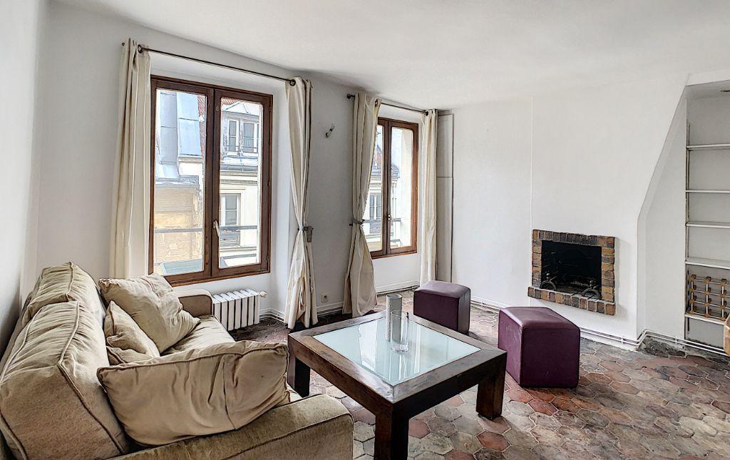 Achat appartement 2pièces 38m² - Paris 2ème arrondissement
