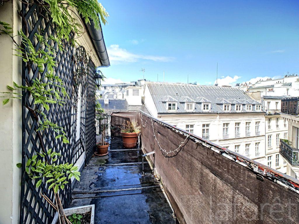 Achat appartement 2pièces 33m² - Paris 1er arrondissement