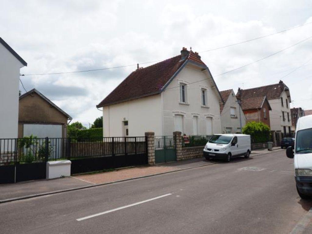 Achat maison 5chambres 170m² - Dijon