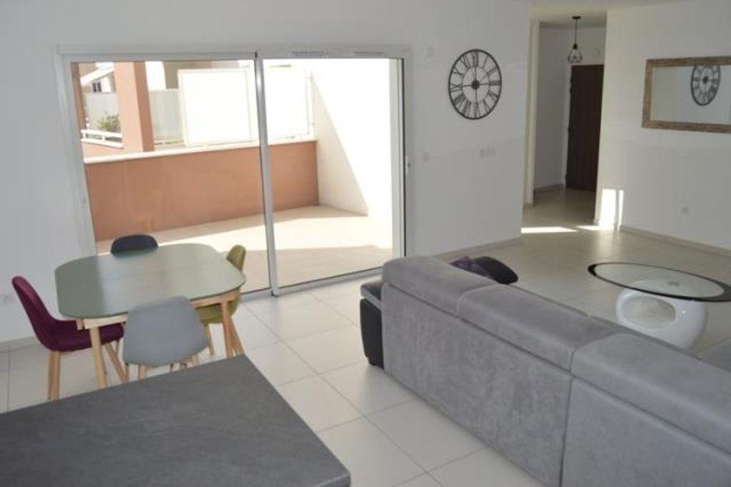 Achat appartement 3pièces 74m² - Tain-l'Hermitage