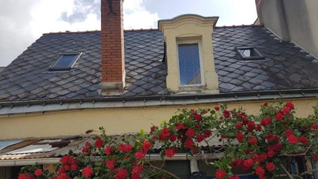 Achat maison 1chambre 60m² - Angers