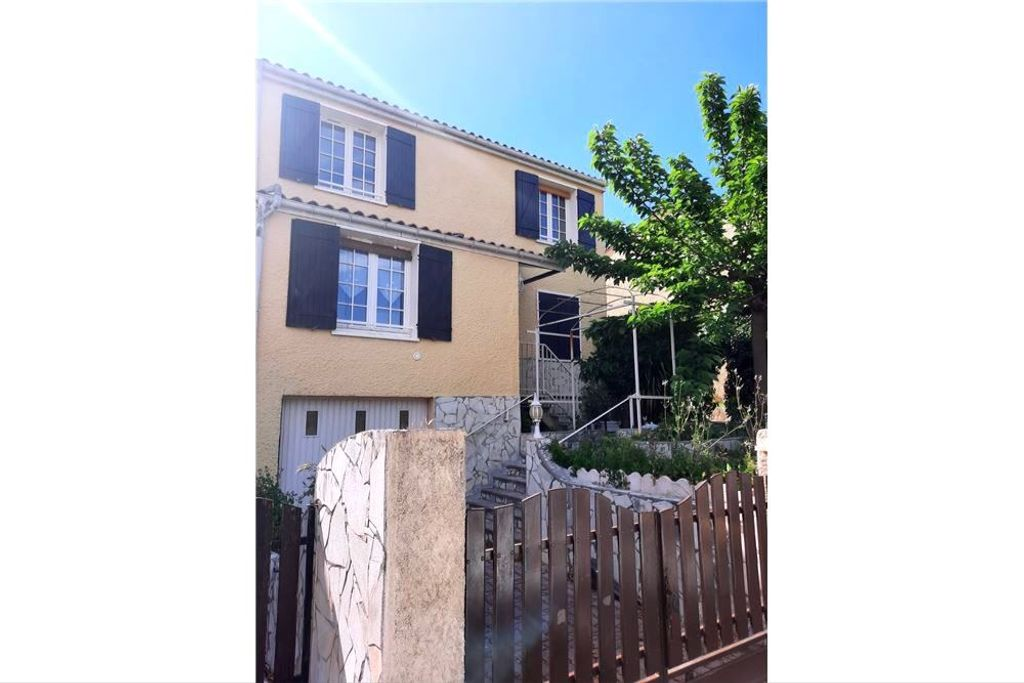 Achat maison 3chambres 120m² - Montpellier