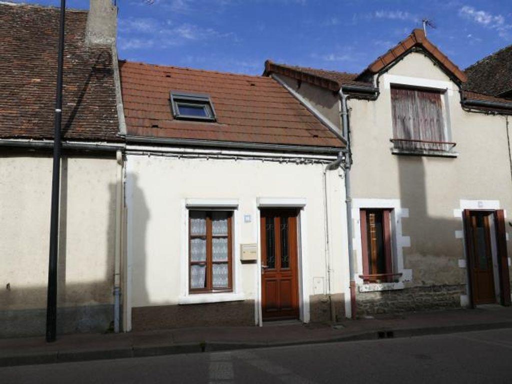 Achat maison 2chambres 49m² - Corbigny