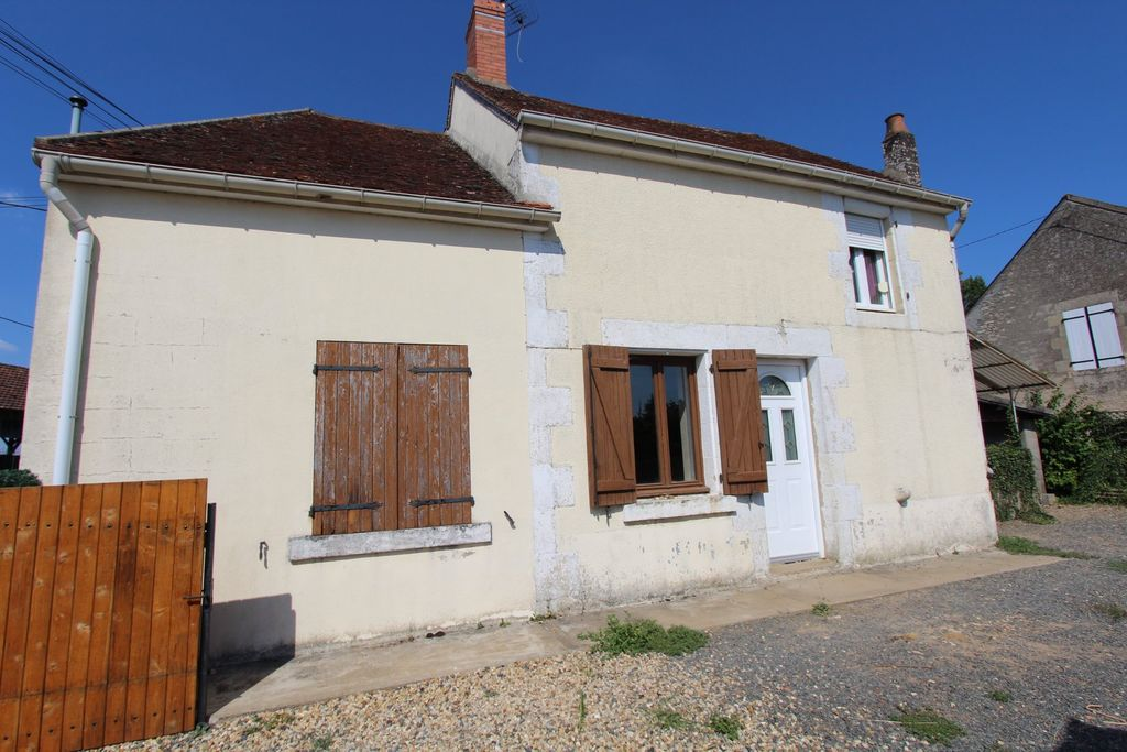 Achat maison 2chambres 74m² - Narcy