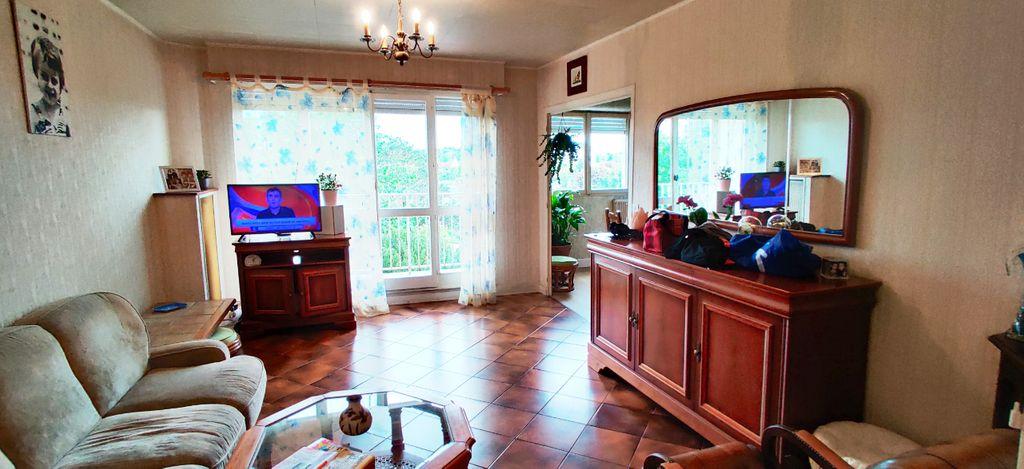 Achat appartement 4pièces 85m² - Tours