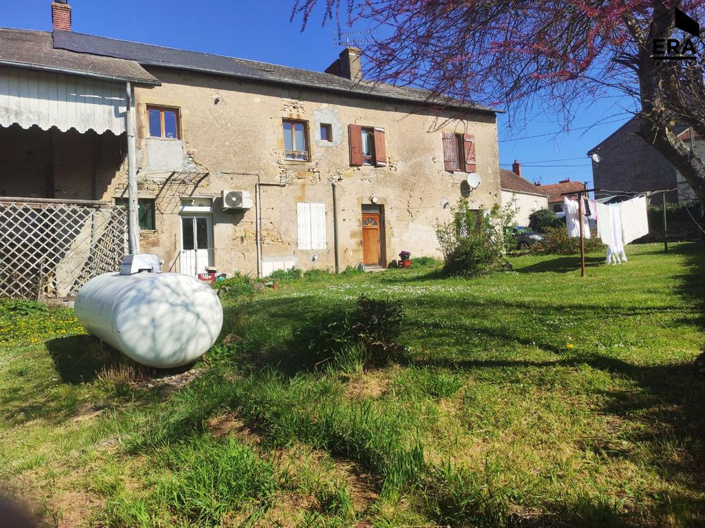 Achat maison 3chambres 160m² - Anlezy