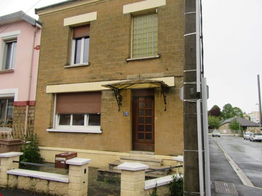 Achat maison 3chambres 108m² - Charleville-Mézières