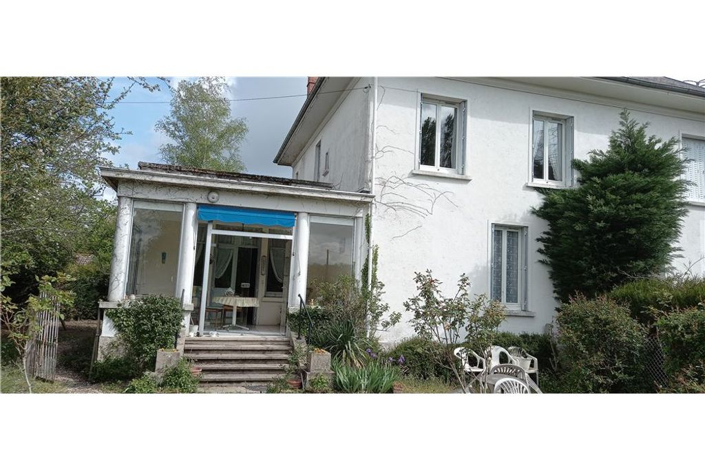 Achat maison 3chambres 120m² - Challuy