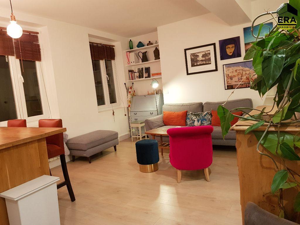 Achat appartement 2pièces 35m² - Paris 2ème arrondissement