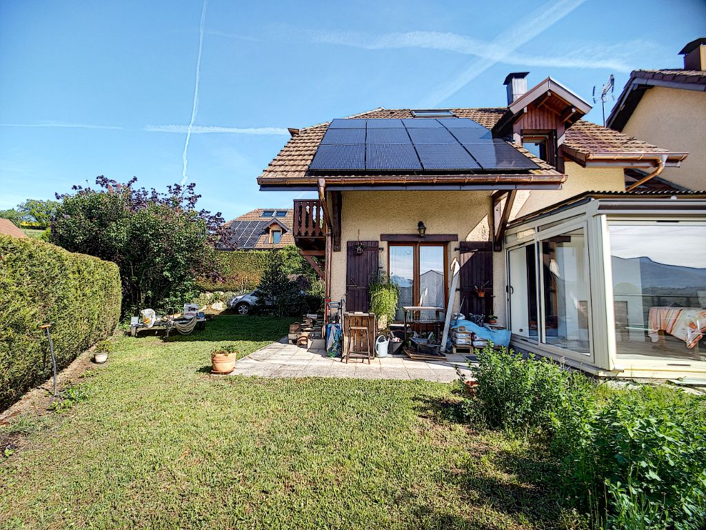 Achat maison 4chambres 142m² - Annecy