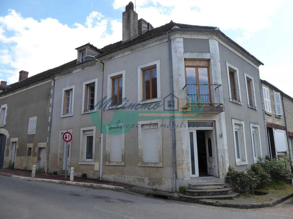 Achat maison 2chambres 136m² - Billy-sur-Oisy