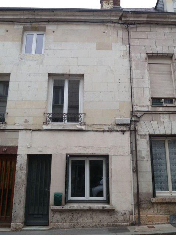 Achat maison 2chambres 57m² - Saint-Aignan