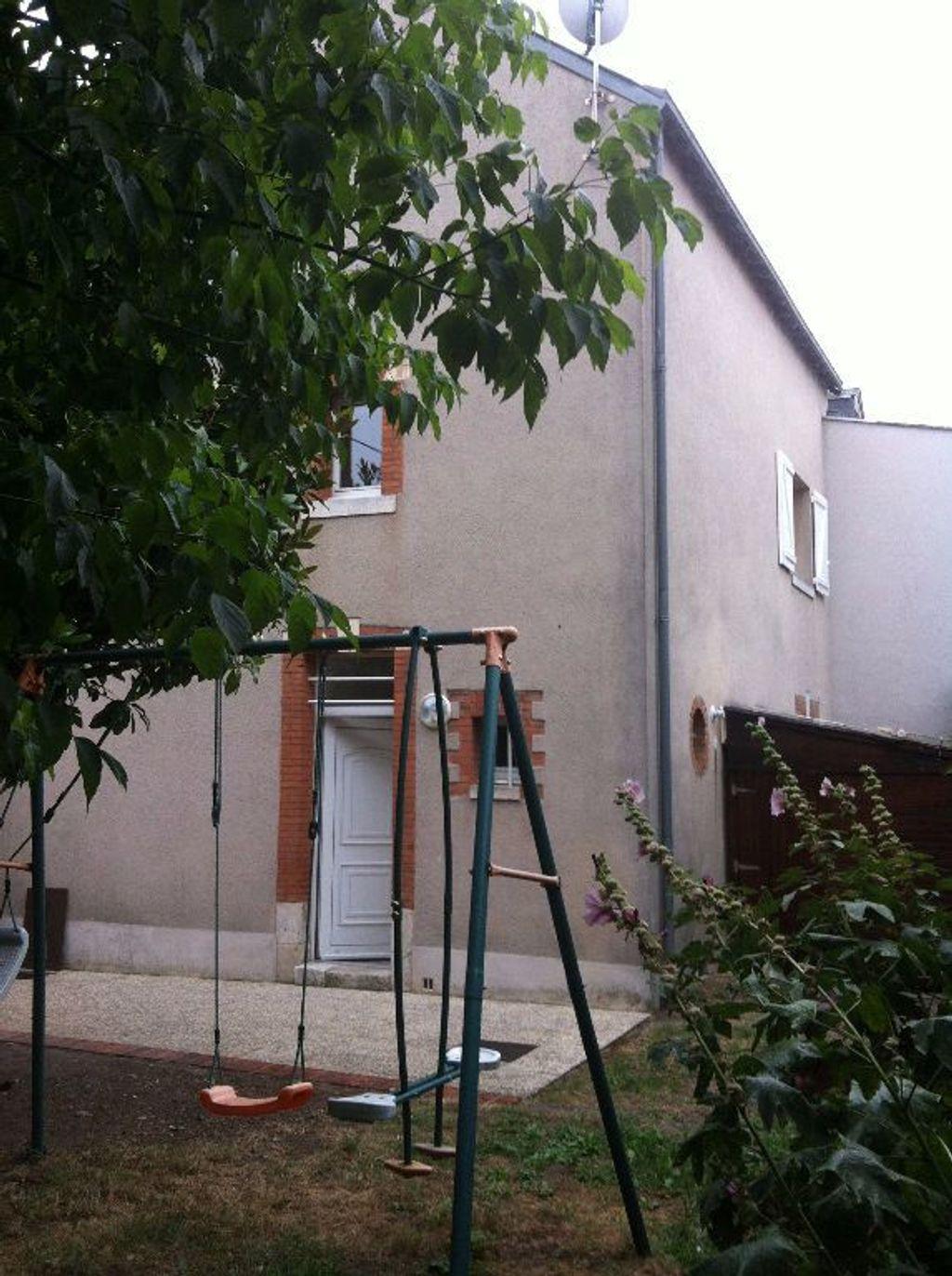 Achat maison 4chambres 96m² - Orléans