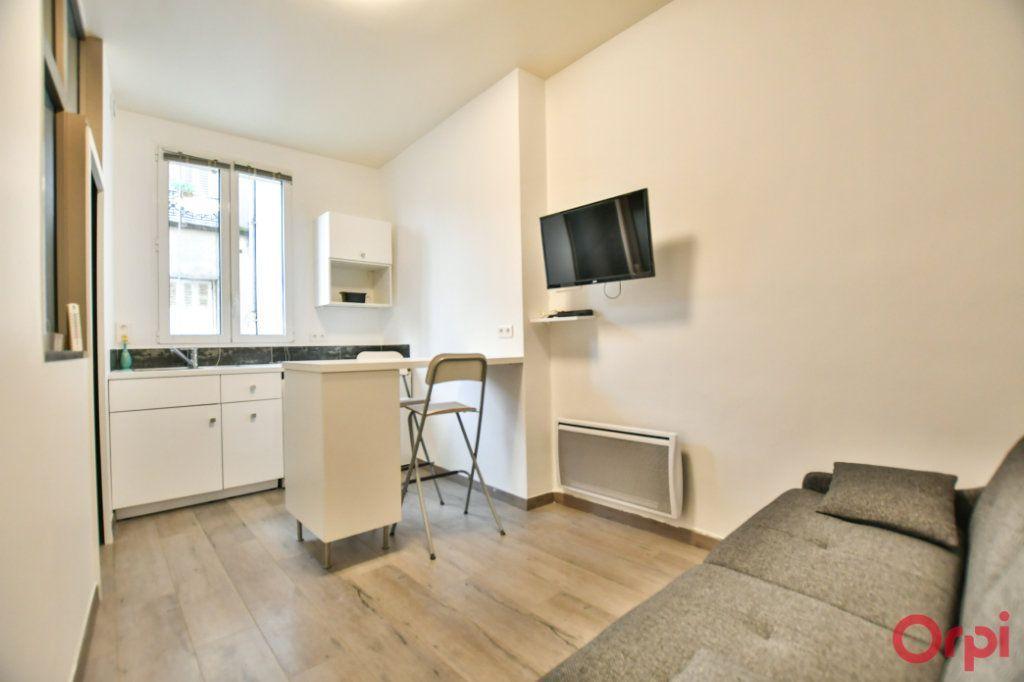 Achat studio 17m² - Paris 19ème arrondissement