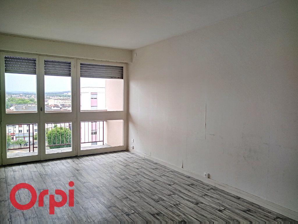 Achat appartement 4pièces 80m² - Montluçon