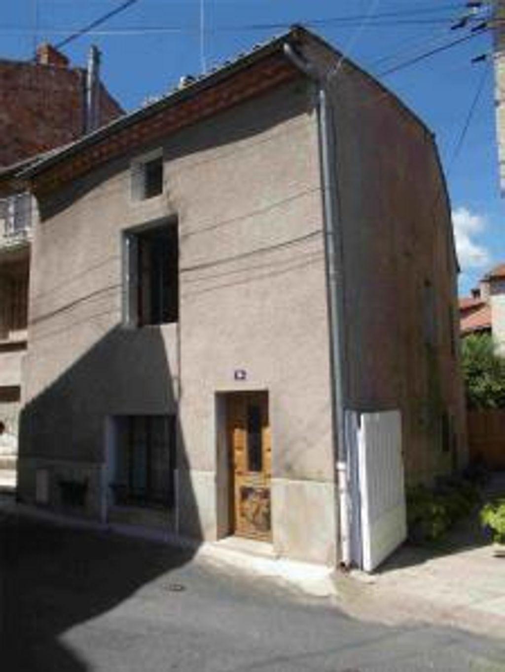 Achat maison 2chambres 40m² - Brioude
