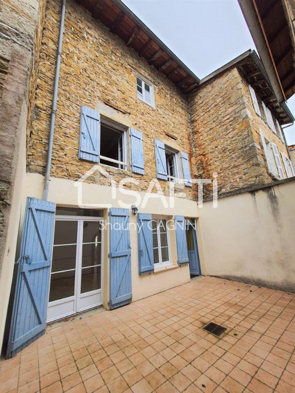 Achat maison 5chambres 190m² - Saint-Jean-le-Vieux