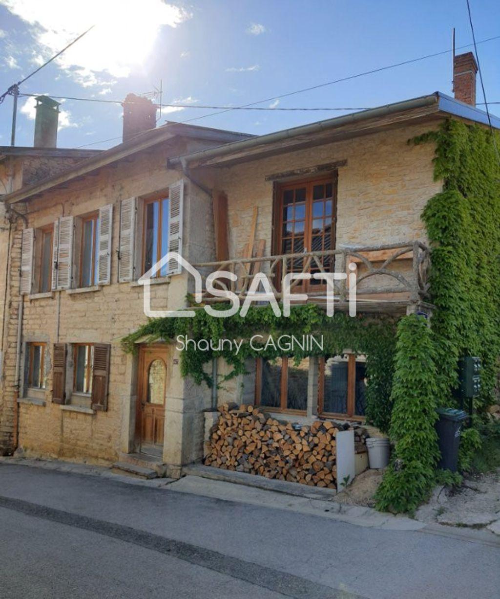 Achat maison 4chambres 246m² - Saint-Jean-le-Vieux