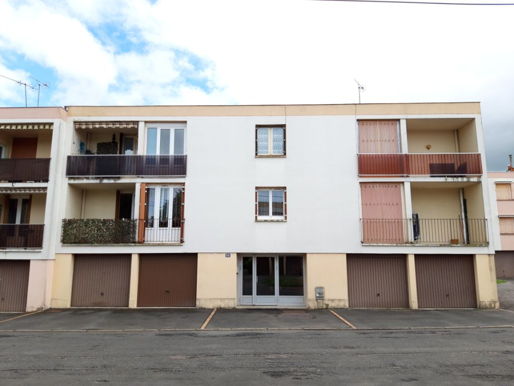 Achat appartement 4pièces 63m² - Nevers