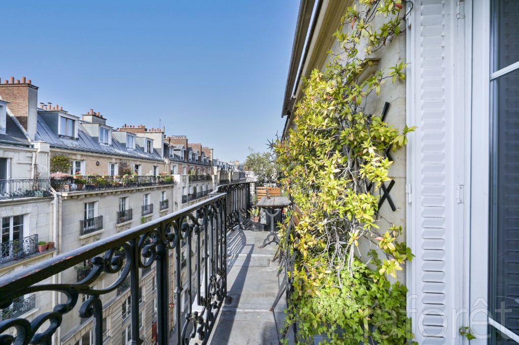 Achat duplex 2pièces 58m² - Paris 2ème arrondissement