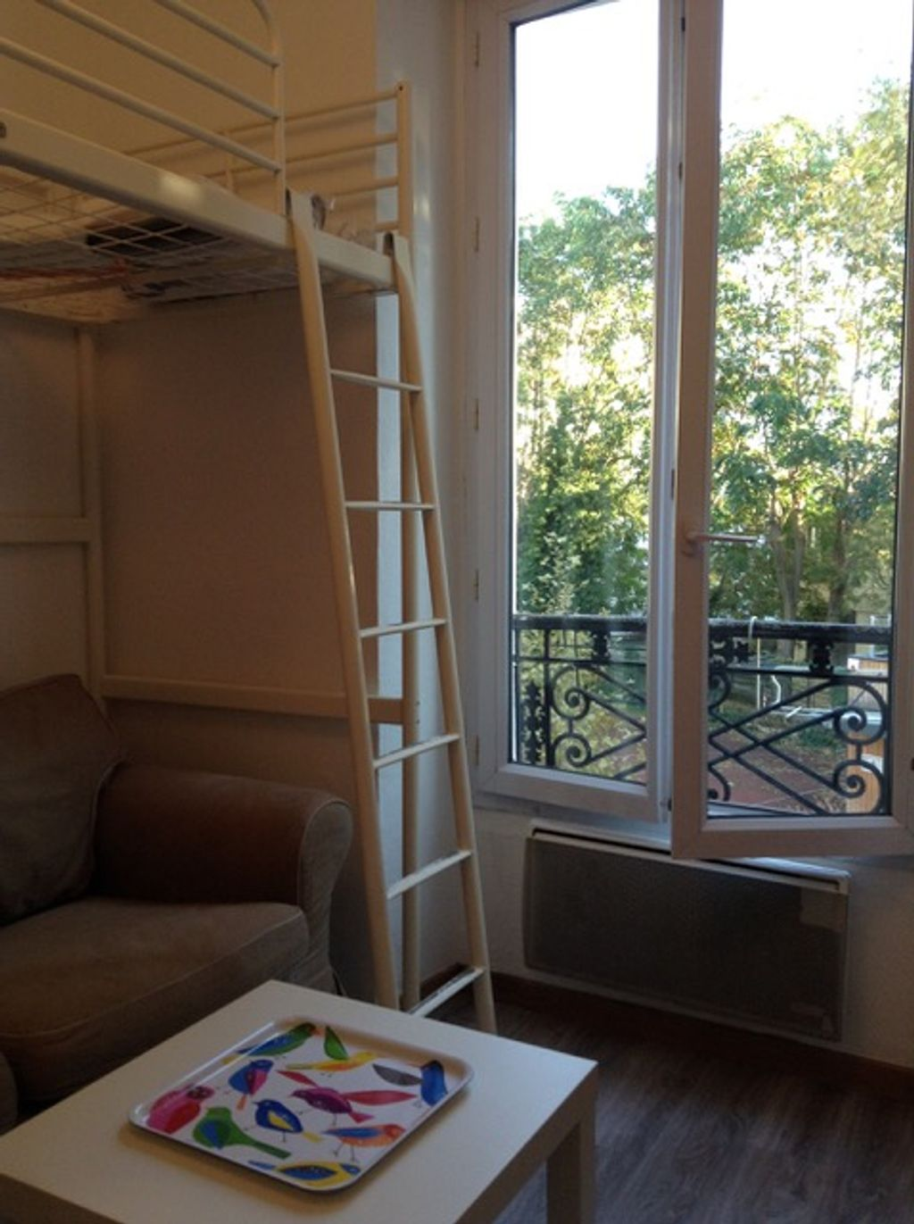 Achat studio 11m² - Paris 15ème arrondissement