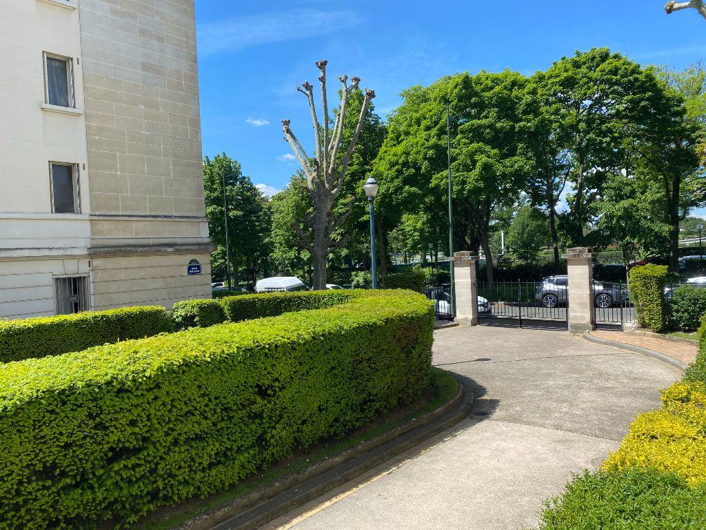 Achat studio 11m² - Paris 16ème arrondissement