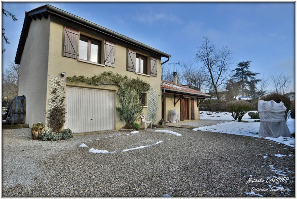 Achat maison 4chambres 103m² - Sainte-Croix