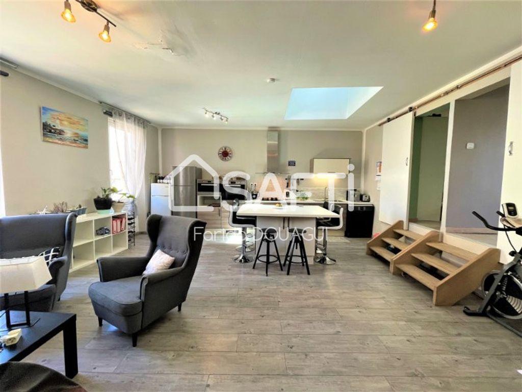 Achat appartement 3pièces 71m² - Marseille 16ème arrondissement