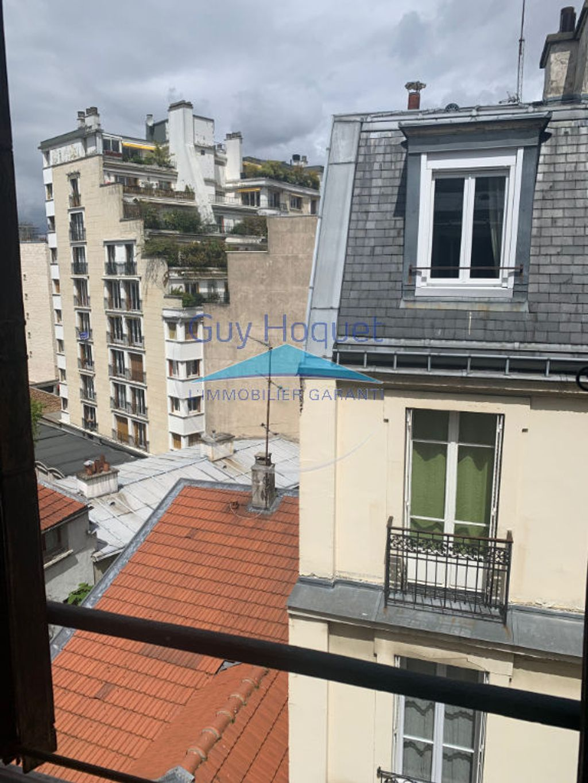 Achat studio 23m² - Paris 14ème arrondissement
