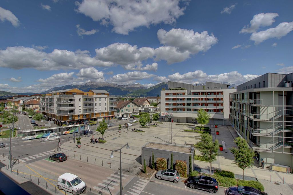 Achat appartement 3pièces 65m² - Annecy