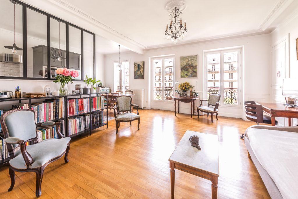 Achat appartement 5pièces 103m² - Paris 8ème arrondissement